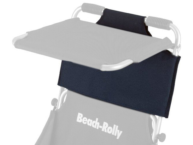 Eckla Coupe-vent et protection cou pour Beach-Rolly, blue